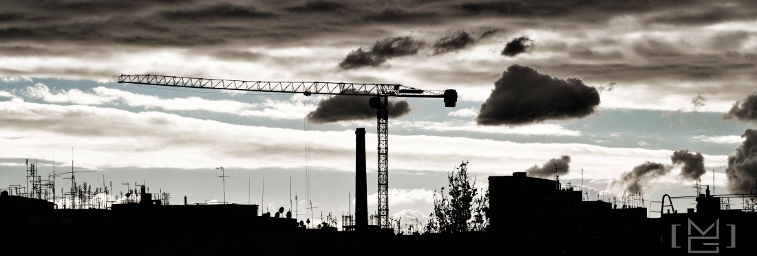 #Industrial #view