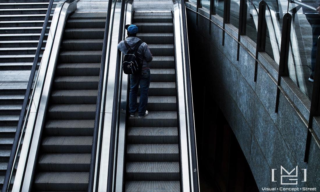 #Escalators